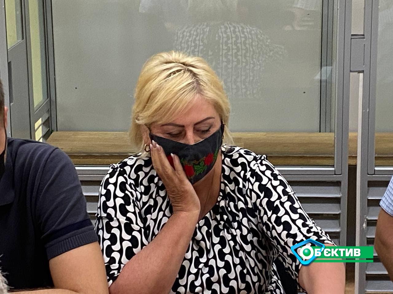 В Харькове – очередное заседание по делу Нели Штепы (фото)