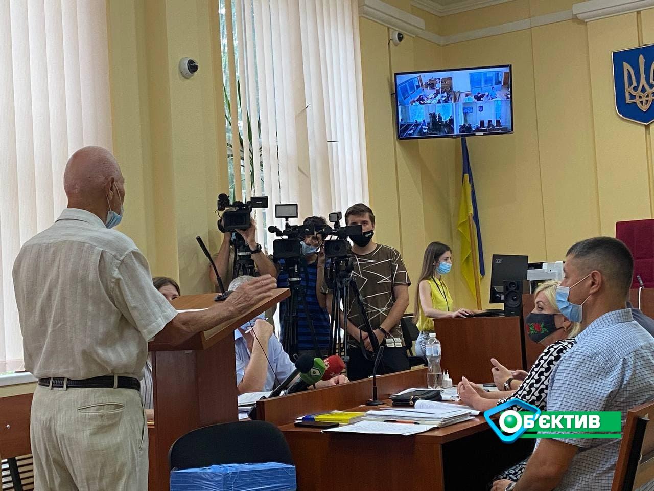 В суд по делу Штепы не пришел один из свидетелей