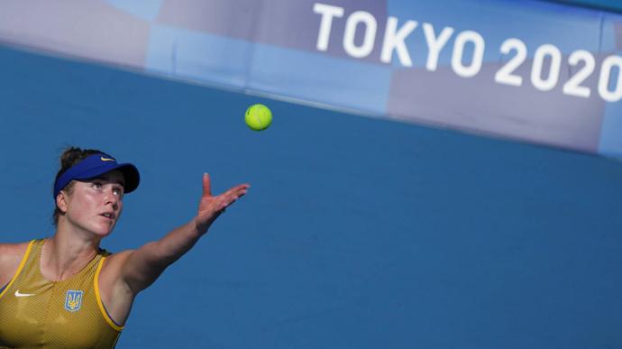 Первая ракетка Украины впервые в карьере прошла в полуфинал теннисного турнира Олимпиады