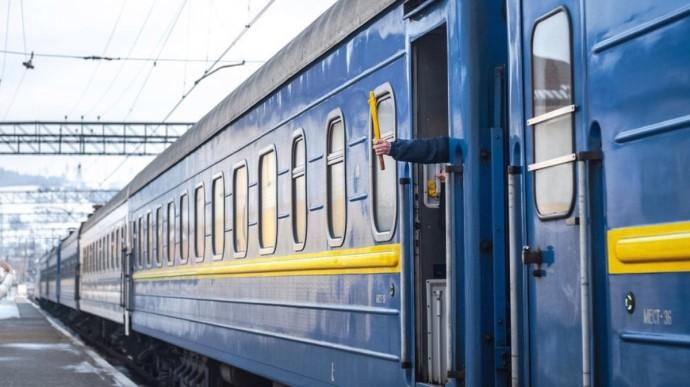 Поезда из Харькова задерживаются на несколько часов из-за погоды