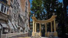 В центре Харькова восстановили старинную ротонду