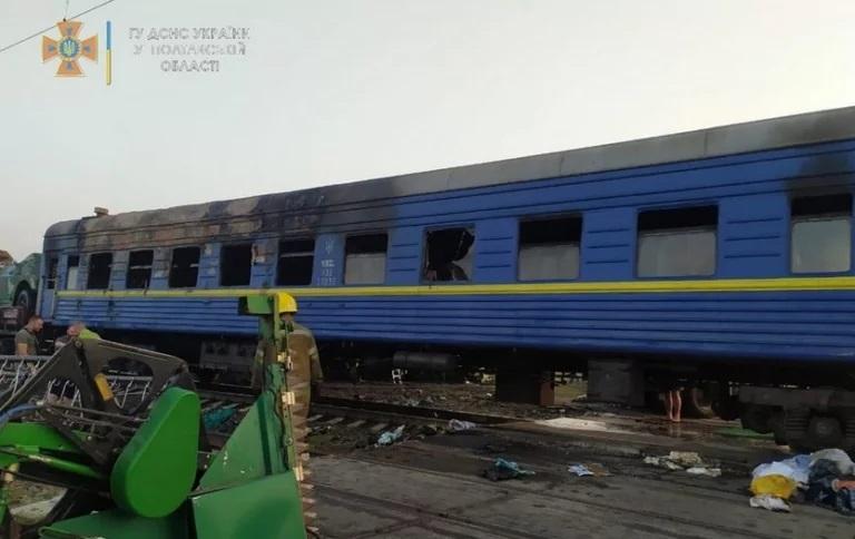 Поезда в Харьков будут приходить с отклонением от графика до 31 июля