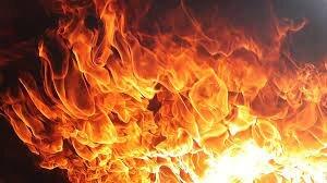 В Харьковской области за сутки выгорело 5 гектаров сухой травы