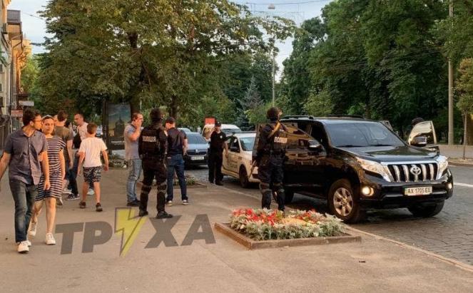 В центре Харькова задержали Олега Ширяева: в полиции рассказали подробности (дополнено)