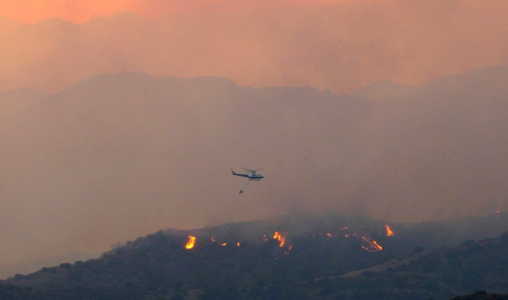 На Кипре массово горят леса: есть погибшие