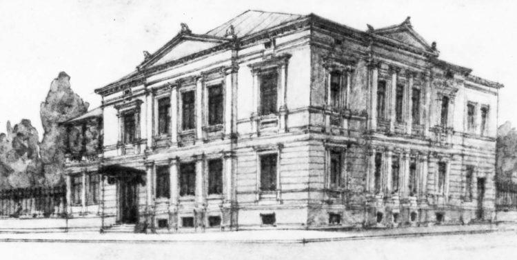 Дом №13 по Мироносицкой улице, куда вызвали пожарных, принадлежал профессору Гиршману