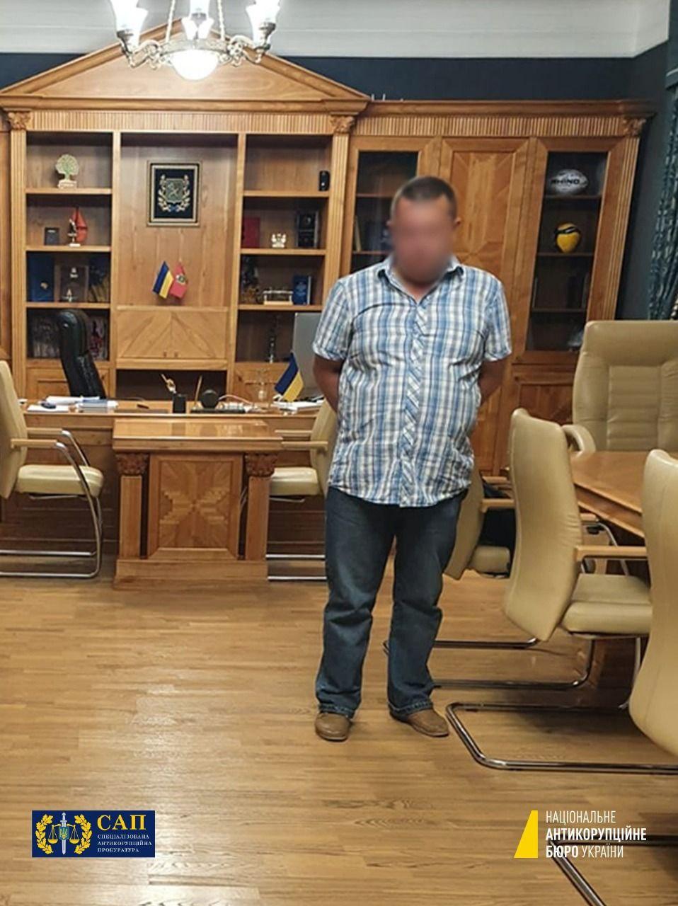 Заместителя председателя Харьковского облсовета отправили под стражу