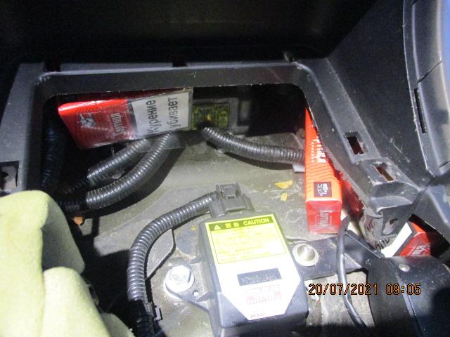 На Гоптовке харьковские таможенники обнаружили автомобиль, нашпигованный табачной контрабандой