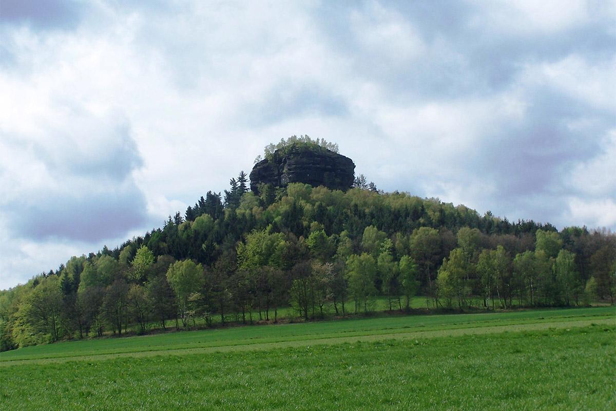 В Саксонской Швейцарии на аукцион выставили гору (фото, видео)