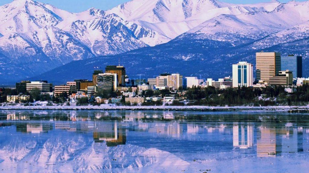 У берегов Аляски зафиксировано землетрясение силой 8,2 балла