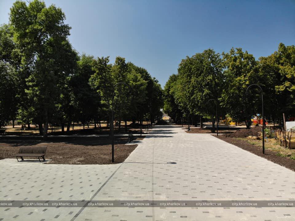Велопарковка, площадки и зеленая зона: как будет выглядеть вторая часть бульвара Юрьева (фото)