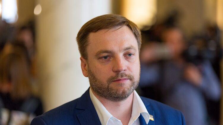 Шмыгаль внес кандидатуру Монастырского на должность министра внутренних дел