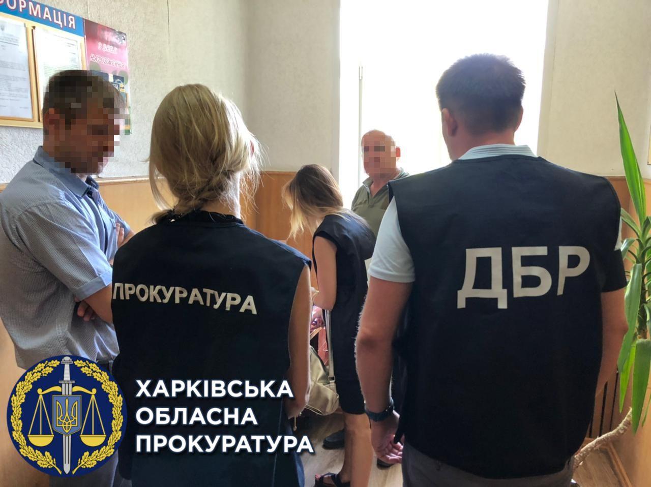 На Харьковщине мастер леса нанес государству более 600 тыс. грн убытков