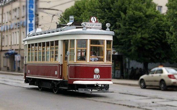 В Харькове пройдет парад и выставка трамваев