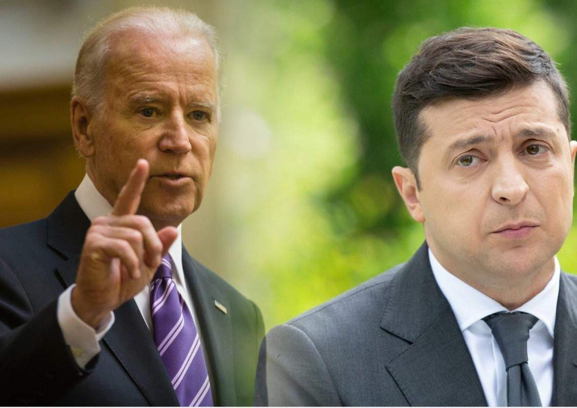Вашингтон хочет перенести встречу Зеленского и Байдена – СМИ