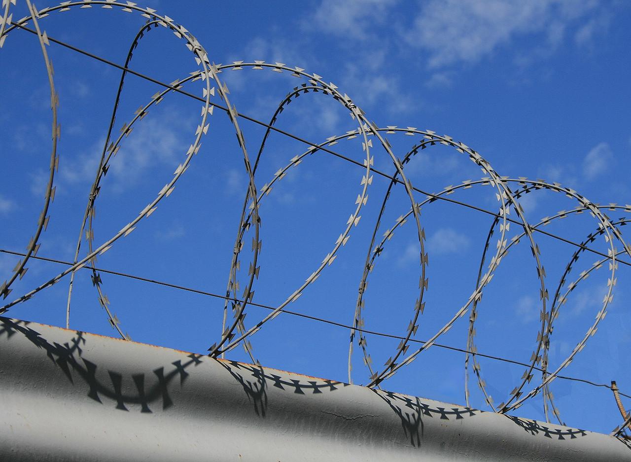Украина поможет Литве колючей проволокой для защиты от белорусских мигрантов