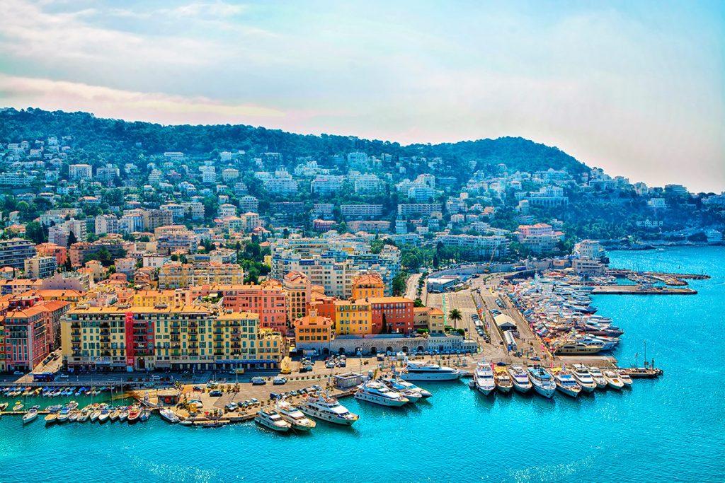 Ницца получила статус мирового наследия ЮНЕСКО (фото)