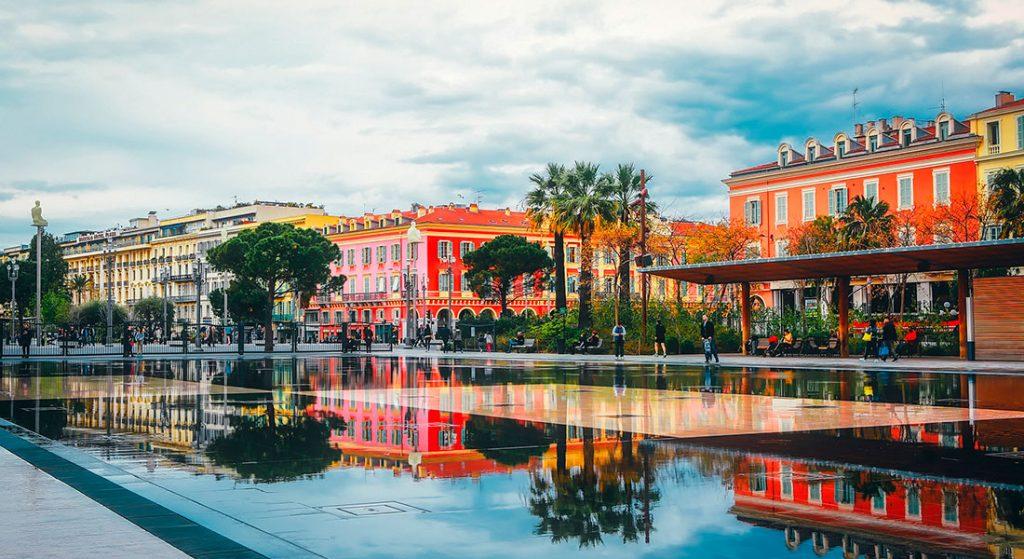 Ницца - один из самых красивых городов мира