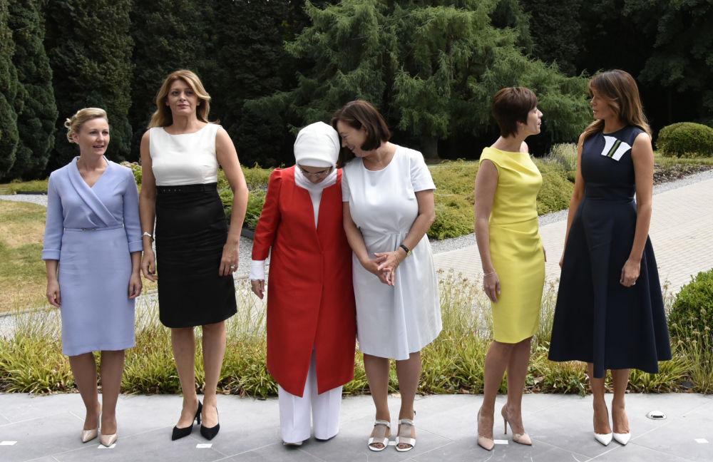 В Украине проведут первый в истории саммит первых леди и джентельменов (видео)
