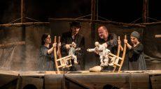 """""""У нас нет роскошных условий. У нас есть роскошные люди"""" – как готовили большую премьеру в Харьковском театре кукол"""