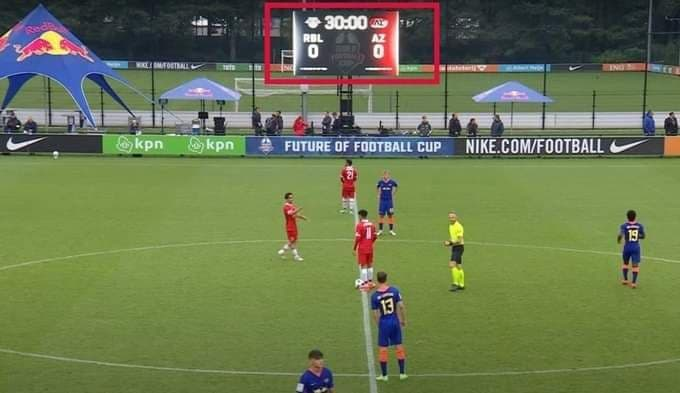 В Нидерландах ФИФА тестируют новые правила - фото 3