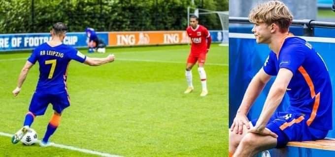 В Нидерландах ФИФА тестируют новые правила - фото 4