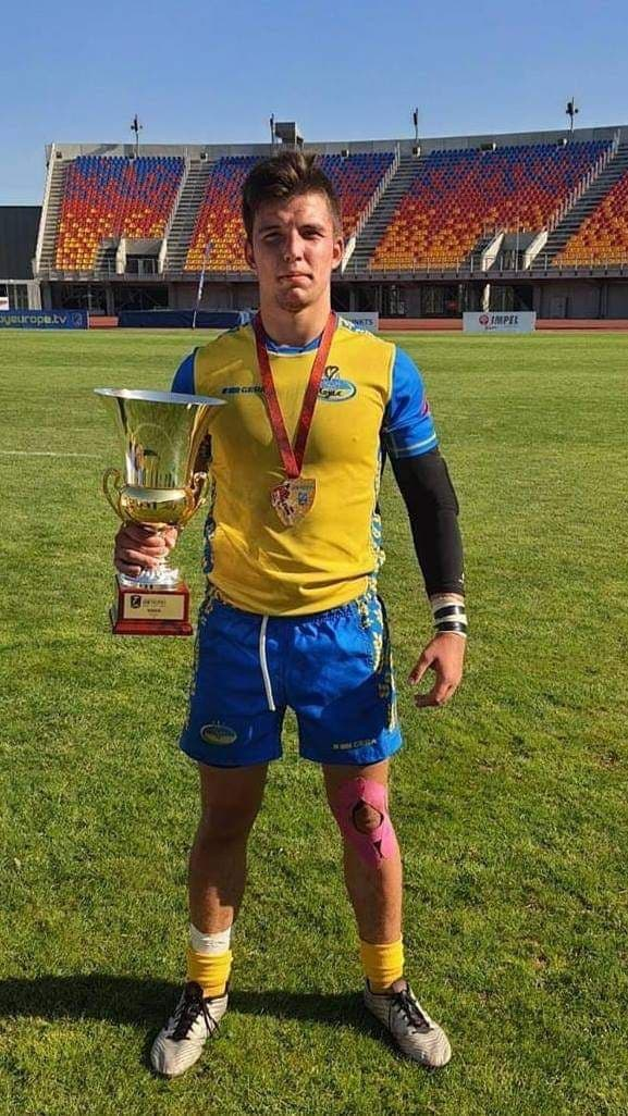 Регбист из Харькова в составе сборной выиграл чемпионат Европы - фото 3