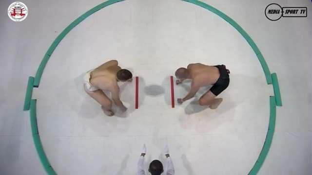 Харьковские сумоисты выиграли медали юниорского чемпионата Европы (фото)