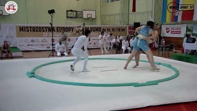 Харьковские сумоистыв составе сборной Украины завоевали три золотые медали на чемпионате Европы - фото 4