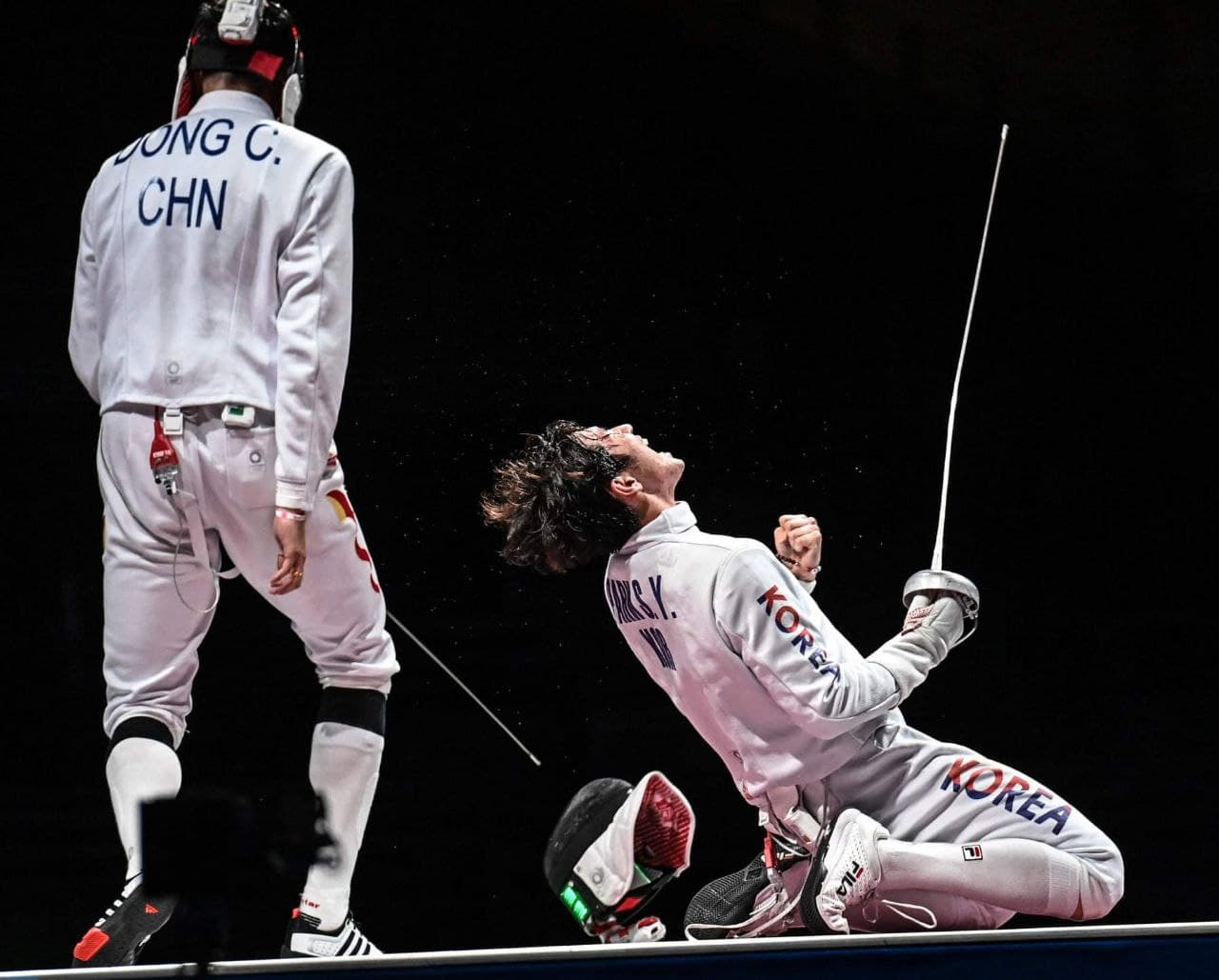 Японцы выиграли командный турнир по фехтованию на шпагах под руководством харьковского тренера - фото 3