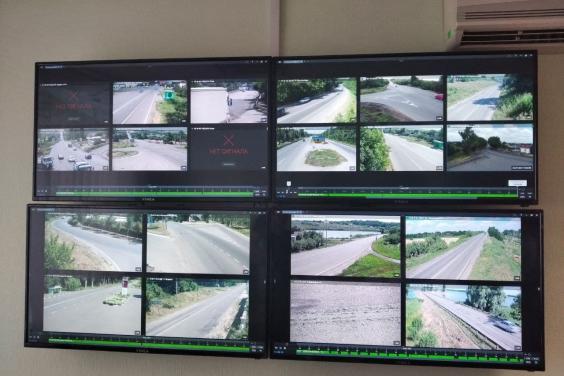 За ситуацией на дорогах Харьковской области будут следить круглосуточно