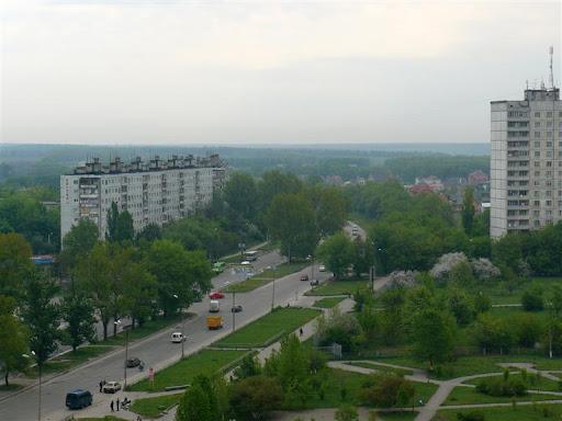 По Салтовскому шоссе на два дня запрещается движение транспорта