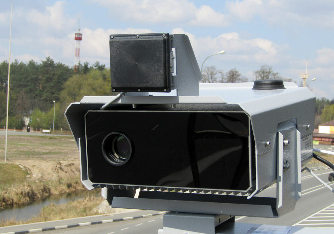 На Московском проспекте заработали камеры фиксации правонарушений