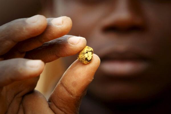 В Африке — золотая лихорадка и всплеск организованной преступности