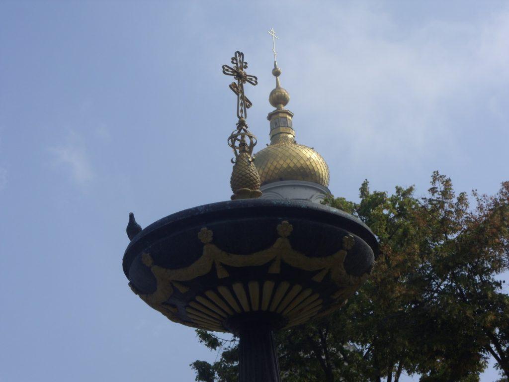 Фонтан в Харькове