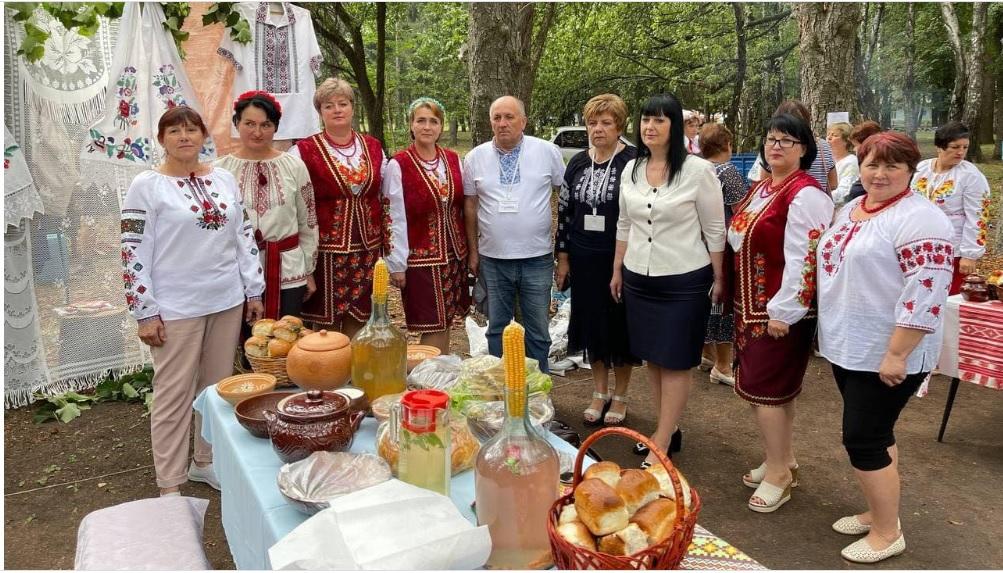 """На Харьковщине провели """"борщевой"""" гастрофест"""