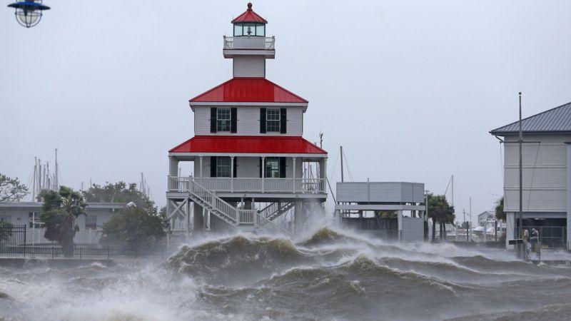 """В США бушует ураган """"Ида"""": Луизиана и Новый Орлеан под действием стихии (фото, видео)"""