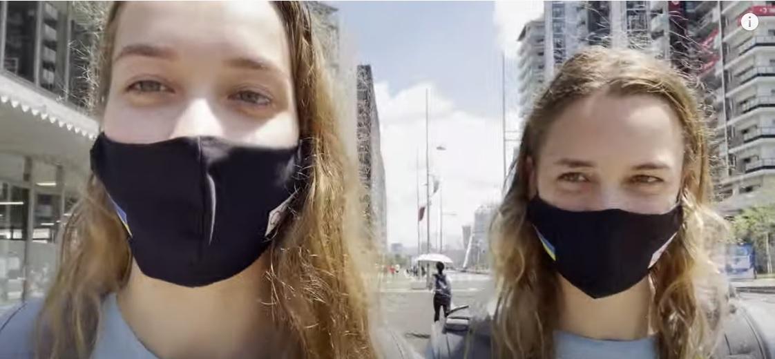 Перша медаль в історії України: харківські синхроністки – ексклюзивно з Токіо