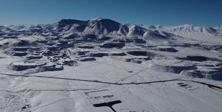 В Атакаме в Чили выпал снег: аномалия в пустыне (видео)