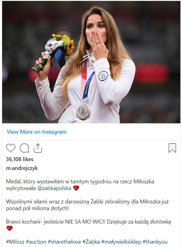 Олимпийская награда из Токио спасает жизнь мальчику