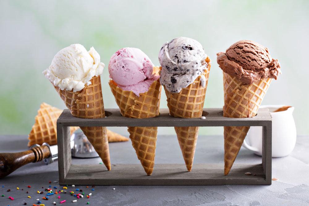 Департамент туризма Литвы взялся привлекать туристов причудливыми вкусами мороженого