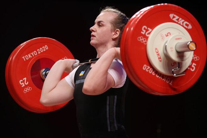 Харьковская тяжелоатлетка не сумела принести Украине олимпийскую медаль