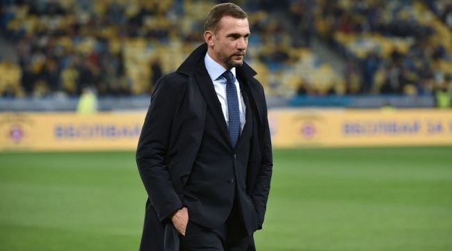В Украинской ассоциации футбола объяснили, почему ушел Андрей Шевченко