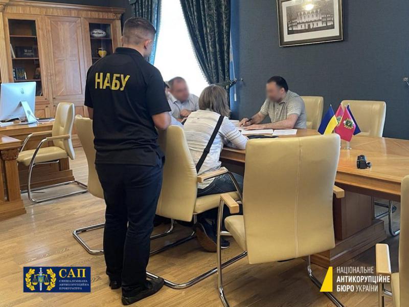 Взятка в 1 млн грн – в НАБУ сообщили, в чем подозревают председателя Харьковского облсовета
