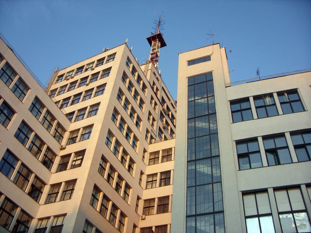 Здание Госпрома