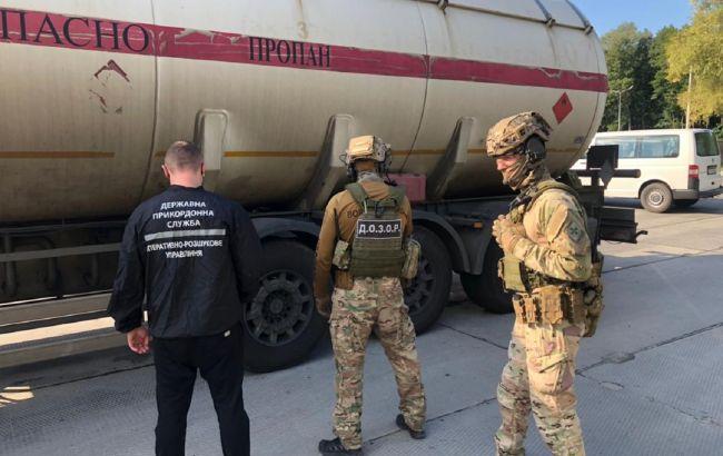 В Харькове российский сжиженный газ незаконно перерабатывали в автогаз (видео, фото)