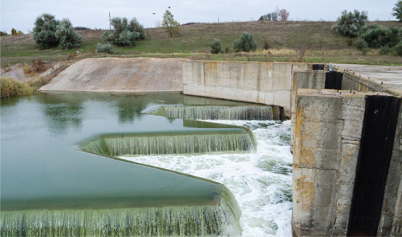 Уровень воды падает, качество ухудшается: ситуация в главном водоеме, снабжающем Харьков