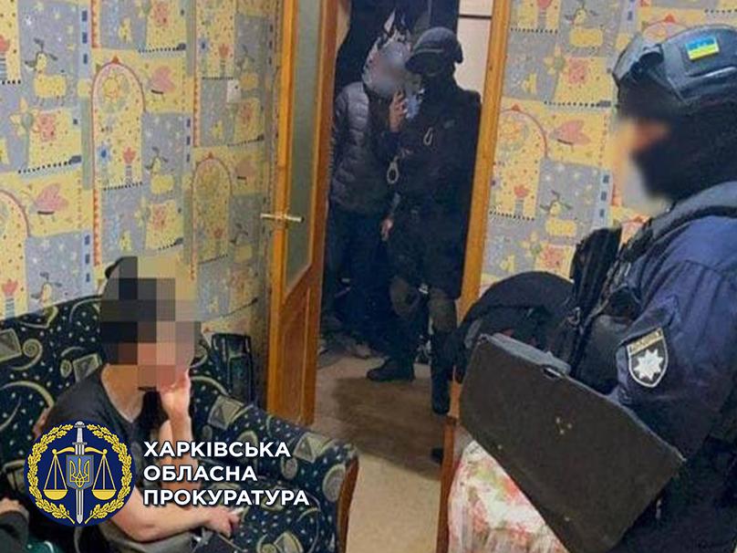 Харьковчанин убил своих знакомых и попытался скрыть преступление поджогом квартиры