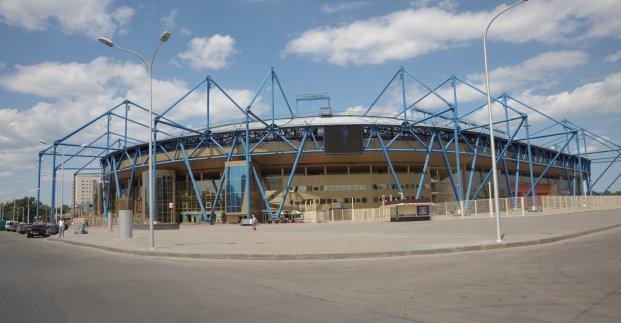 Во вторник возле стадиона «Металлист» будет запрещено движение транспорта