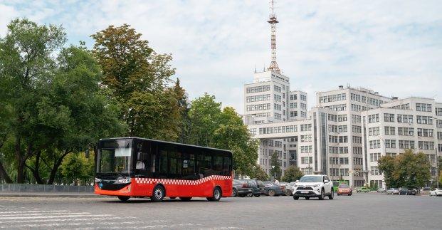В Харькове могут вернуть автобусные маршруты №33э,68э и 205э